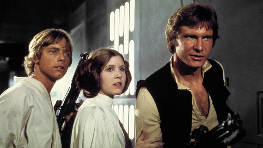 RESCHEDULED! Star Wars: A New Hope In Concert